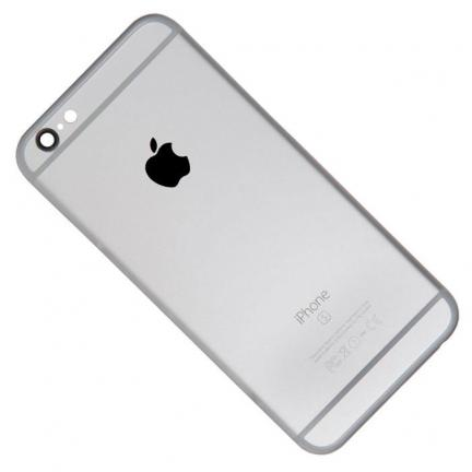 Корпус для Apple iPhone 6S, gray в сборе для телефонов