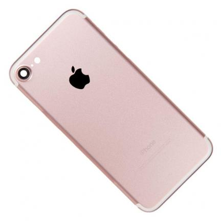 Корпус для Apple iPhone 7 Rose Gold  в сборе для телефонов