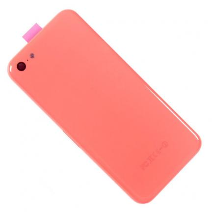 Корпус для Apple iPhone 5С, розовый iPhone 5C в сборе для телефонов
