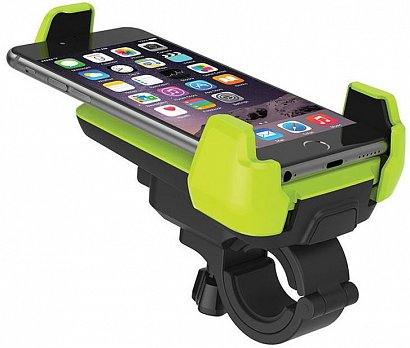 Держатель для смартфона iOttie Active Edge Bike & Bar Mount for Universal Electronic Lime